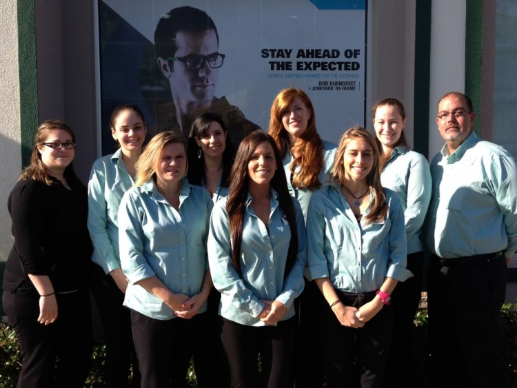 Our Doctors & Staff at Fisher Eye Associates in Oviedo FL